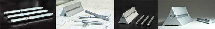 Apollo Technical Drafting Pen and Triangular Scale Tr-Scale