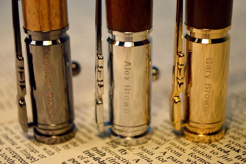 gun-bullet-rifle-clip-kickstarter-pens