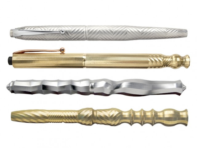 Custom Machined Pens