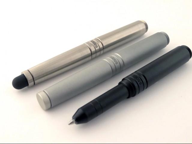 SS001 – Titanium Pen & Stylus