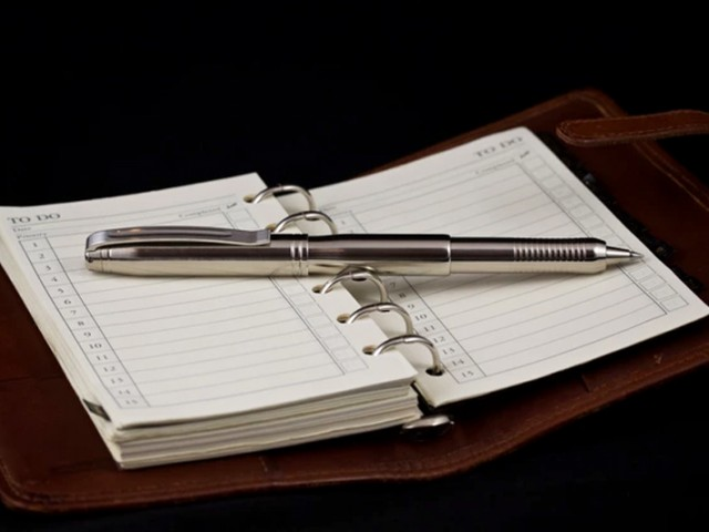 Sunderland mk1 – An Exceptionally Crafted Pen