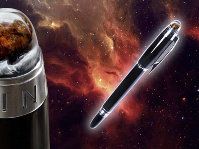 The Pen from Space – INFINITY