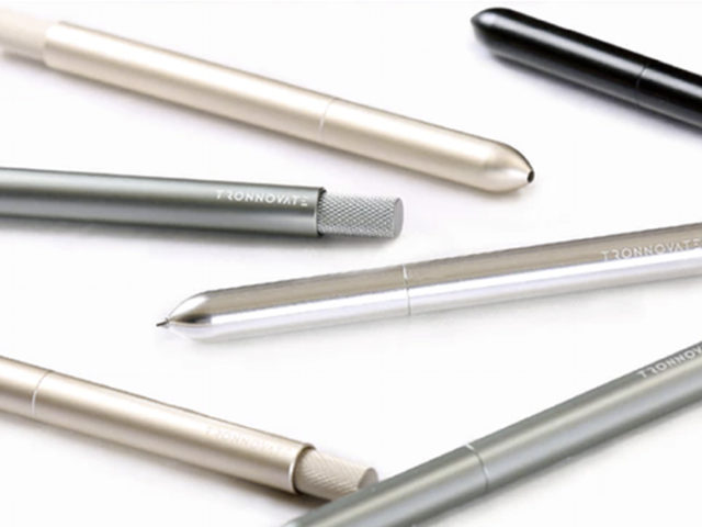 ORBIT – The World' Most Fabulous, Refillable & Creative Pen!